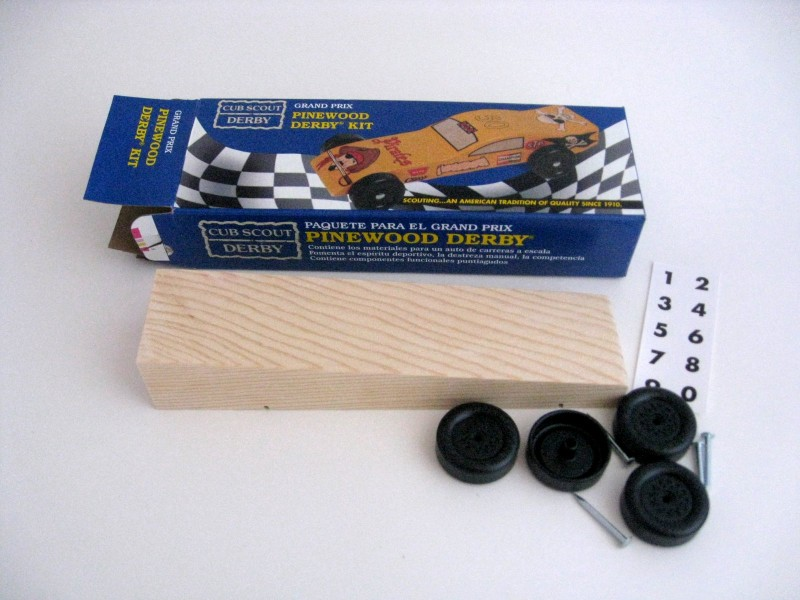Pinewood Derby   Pack 994